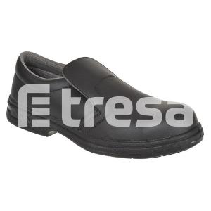 STEELITE SLIP ON S2, Pantof de protectie cu bombeu, talpa antistatica, absorbitor soc1