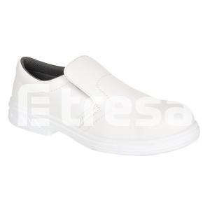STEELITE SLIP ON S2, Pantof de protectie cu bombeu, talpa antistatica, absorbitor soc0