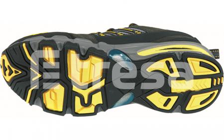 TOOLIK S1P, pantofi de protectie cu bombeu compozit si lamela1