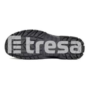 TRASIMENO S1P, Pantofi de protectie cu bombeu si lamela antiperforatie, talpa SRC1
