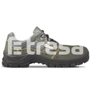 TRASIMENO S1P, Pantofi de protectie cu bombeu si lamela antiperforatie, talpa SRC0