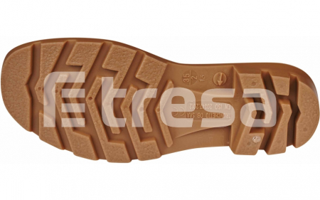Tronchetto OB, cizme scurte PVC1