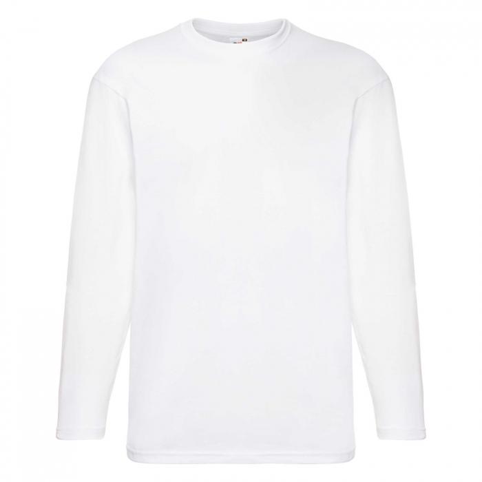 Bluza barbati Valueweight maneca lunga [0]
