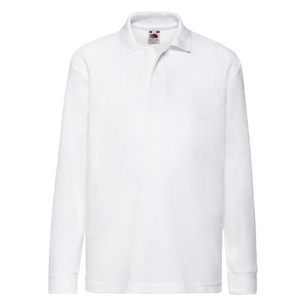 Bluza polo copii 65/35 0