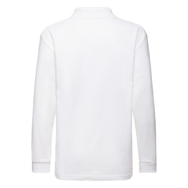 Bluza polo copii 65/35 1