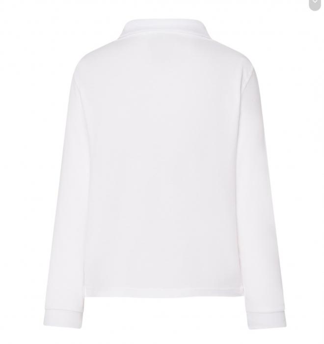 Bluza polomaneca lunga copii JHK 1