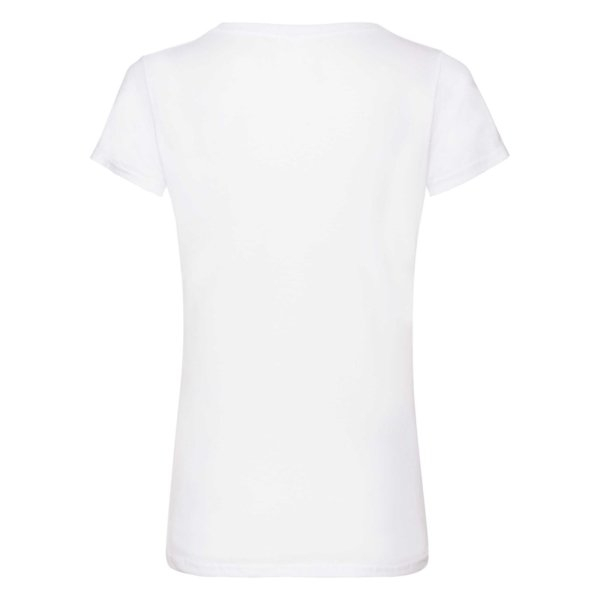 Tricou dama V-neck Valueweight T 1