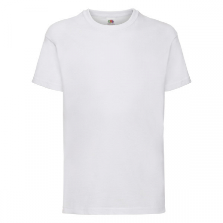 tricouri simple tricouri copii valueweight fruit of the loom [0]