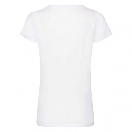 Tricou dama V-neck Valueweight T1
