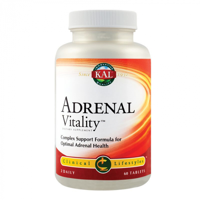 ADRENAL VITALITY 60 CPS 0