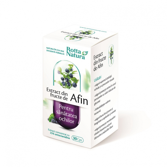 AFIN EXTRACT FRUCTE 30 CPS [0]