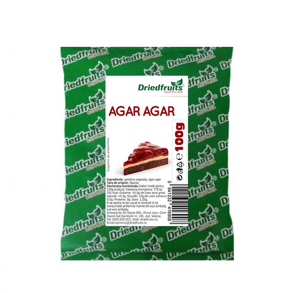 AGAR AGAR 100 G [0]
