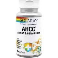 AHCC PLUS  NAC & BETA GLUCAN 30 CPS [0]