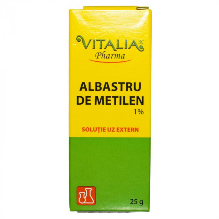 ALBASTRU DE METILEN 1% 25 G [0]