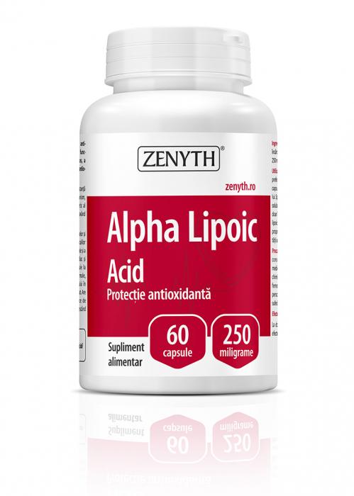 ALPHA LIPOIC ACID 60 CPS [0]
