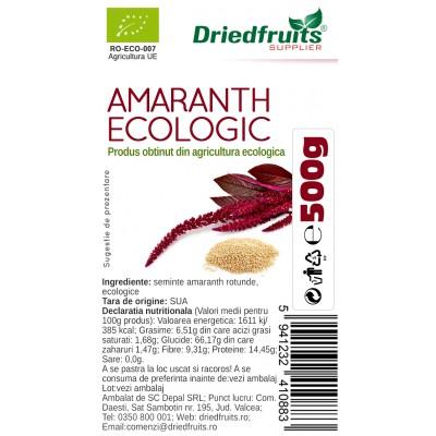 AMARANTH ECO 500 G [0]