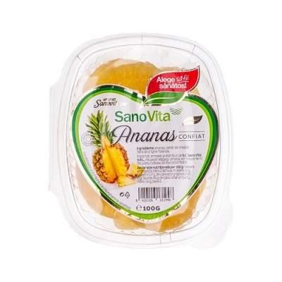 ANANAS CONFIAT 100 G [0]