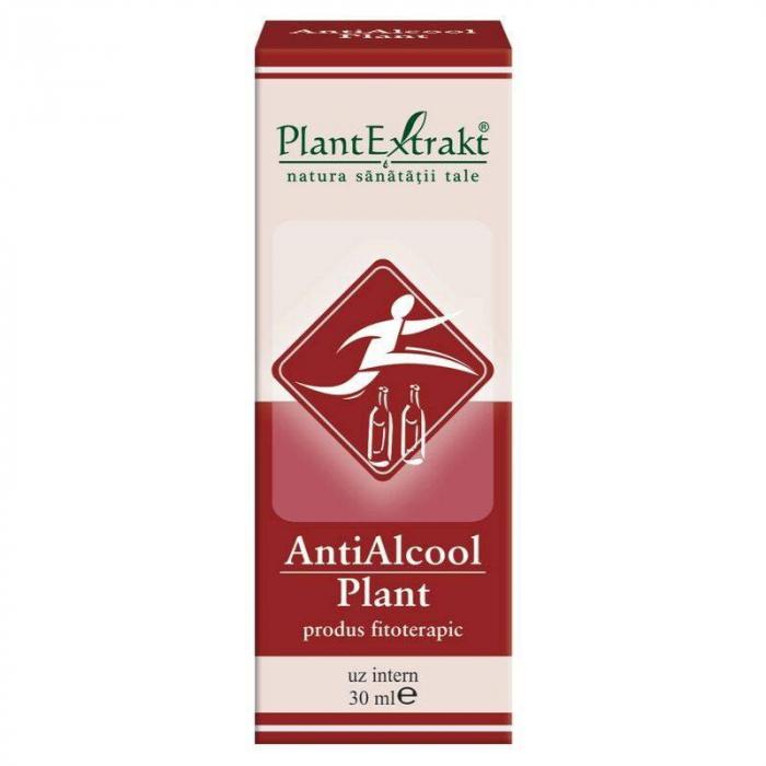 ANTIALCOOL PLANT 30 ML [0]