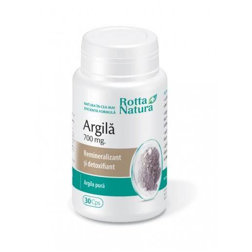 ARGILA 700MG 30 CPS [0]