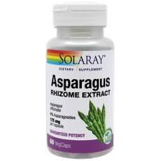 ASPARAGUS 175 MG 60 CPS [0]