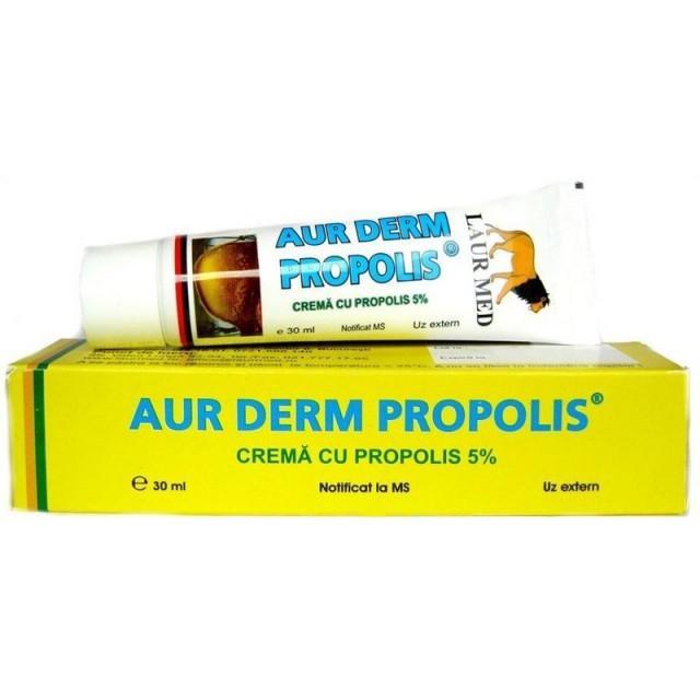 AUR D-CREMA CU PROPOLIS 5% 30 ML [0]