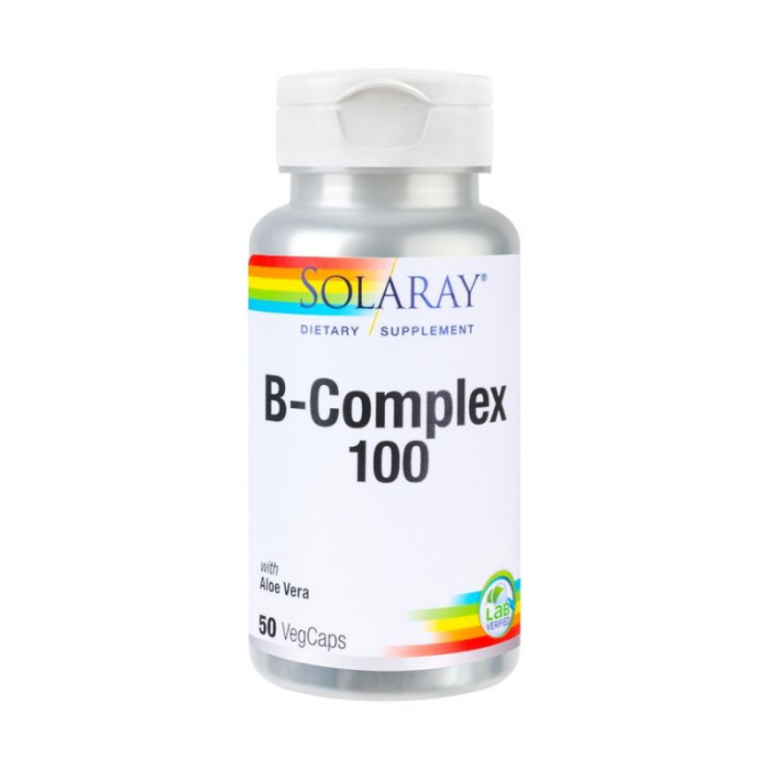 B COMPLEX 100 MG 50 CPS [0]