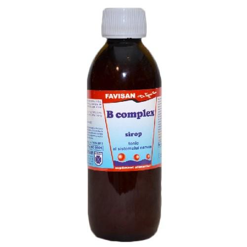 B COMPLEX SIROP 250 ML [0]