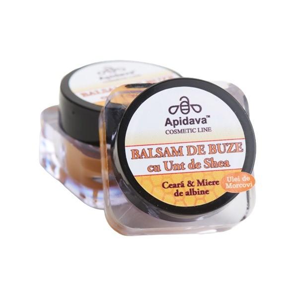 BALSAM BUZE CU UNT DE SHEA 10 ML [0]