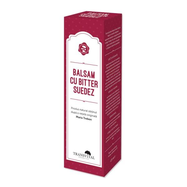 BALSAM CU BITTER 125 ML 0