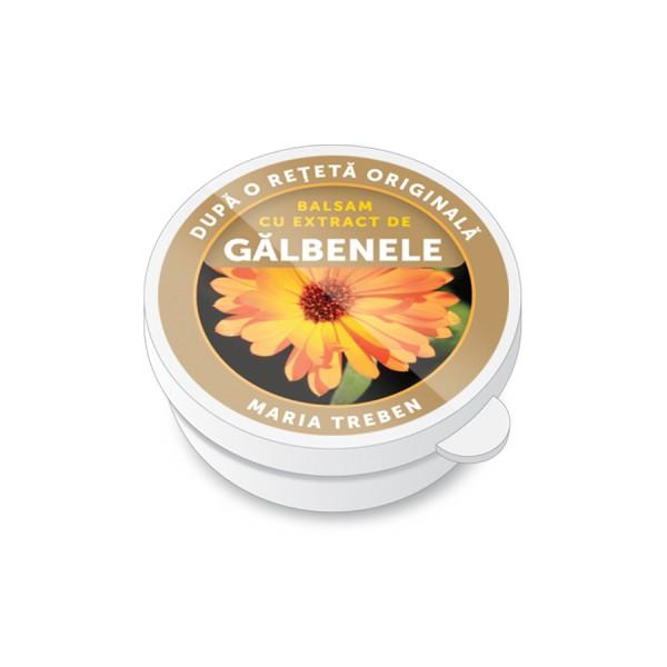 BALSAM CU GALBENELE 150 ML 0