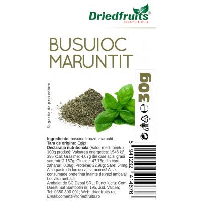 BUSUIOC MARUNTIT 30 G [0]