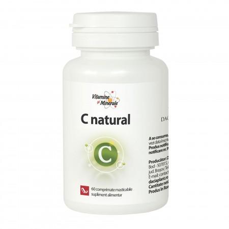 C NATURAL 60 CPR 0