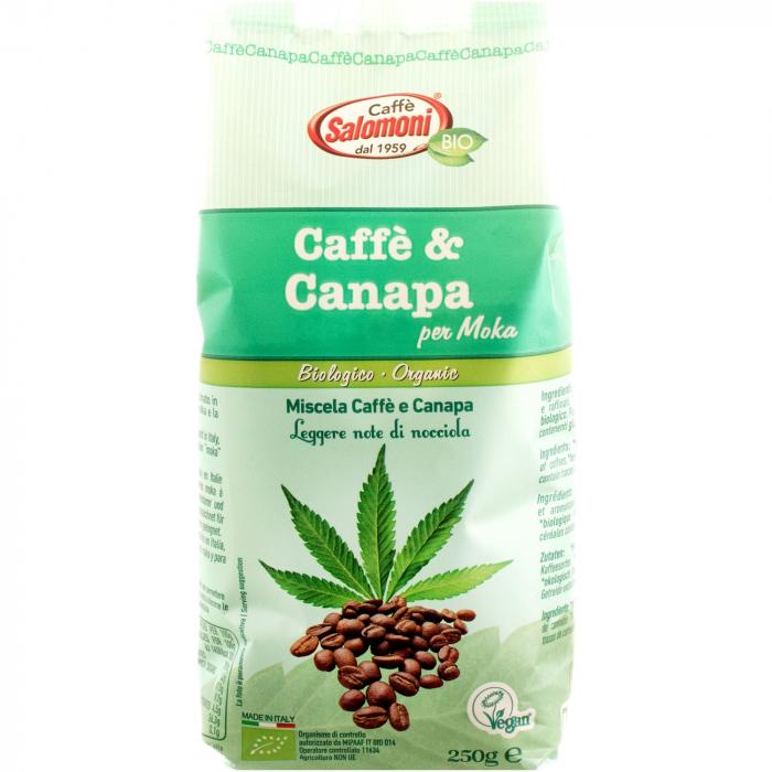 CAFEA CU CANEPA 250 G [0]