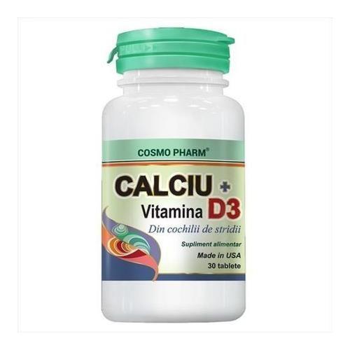 CALCIU+VIT D3 30 CPS [0]