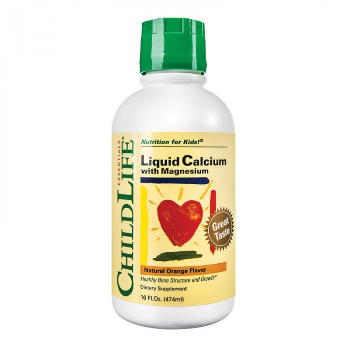 CALCIUM WITH MAGNEZIUM 474 ML 0