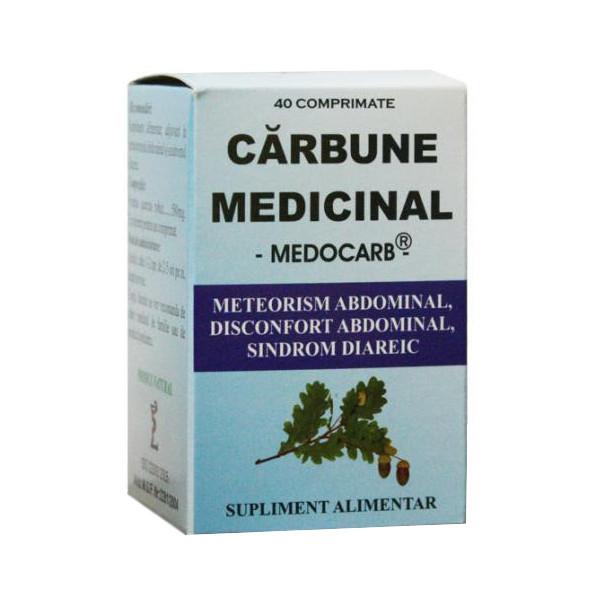 CARBUNE MEDICINAL 40 CPR [0]