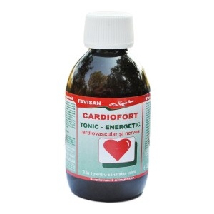 CARDIOFORT  TONIC ENERGETIC 200 ML [0]