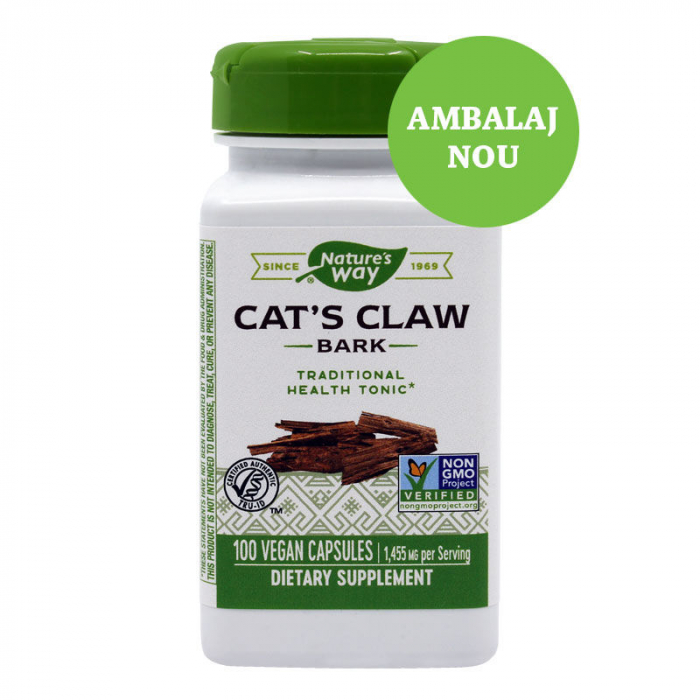 CATS CLAW BARK 100 CPS [0]