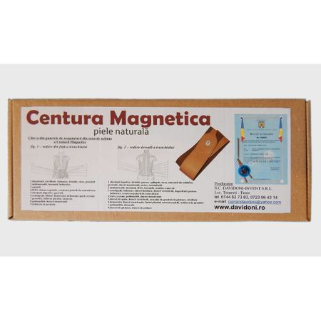 CENTURA MAGNETICA [0]