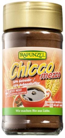 CHICCO MEZZO INSTANT 50% CERALE 50% CAFEA  100 G 0