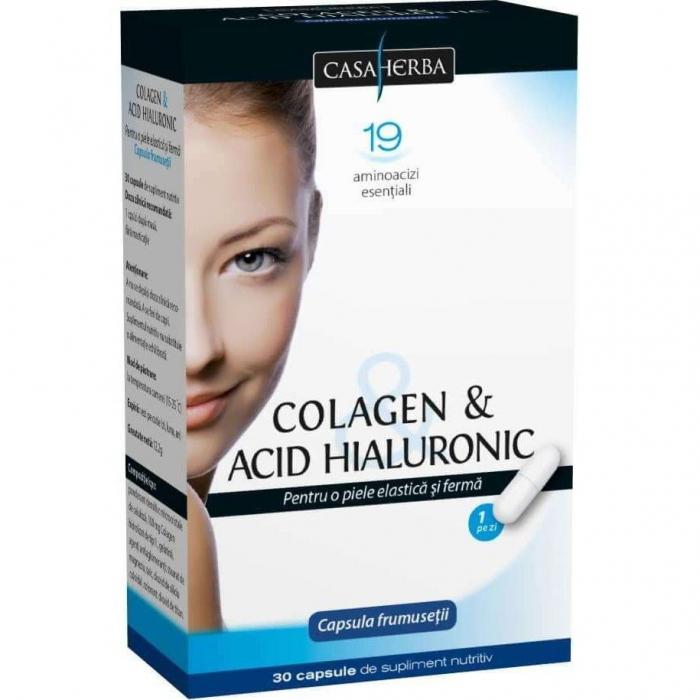 COLAGEN&ACID HIALURONIC CLASIC 30 CPS [0]