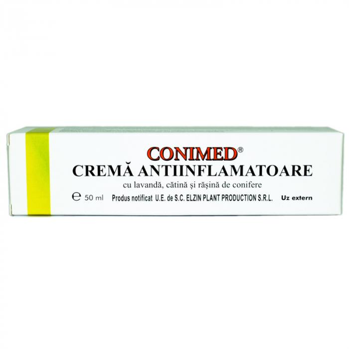CONIMED CREMA ANTIINFLAMATOARE 50 ML [0]