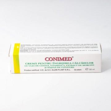 CONIMED CREMA PENTRU CALCAIE 50 ML [0]