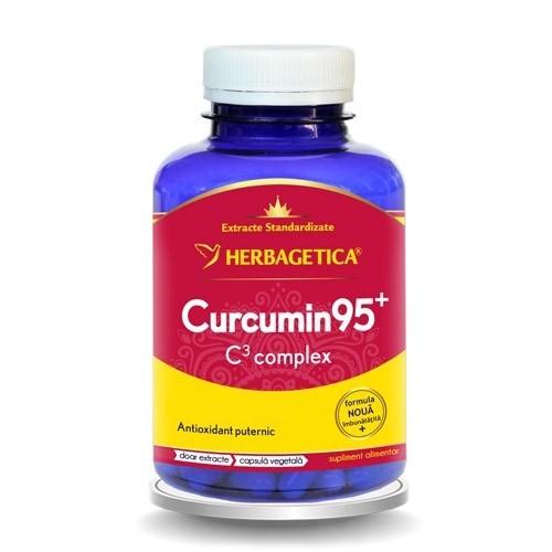 CURCUMIN + 95 C3 COMPLEX 60 CPS 0
