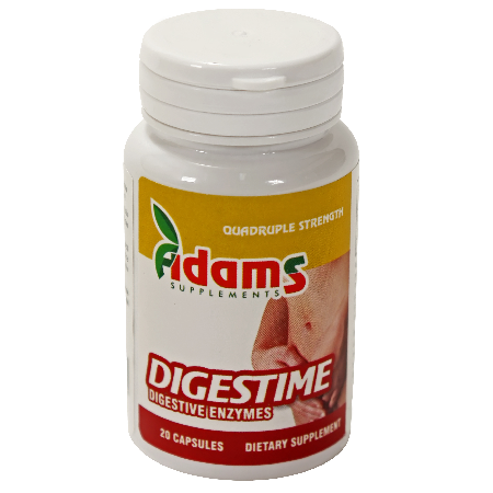 DIGESTIME 325 MG 20 CPS 0