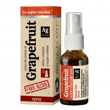 GRAPEFRUIT CU AG COLOIDAL SPRAY 20 ML 0