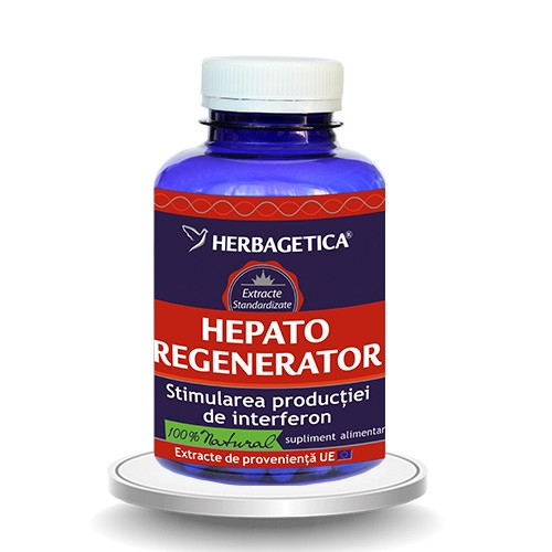 HEPATO REGENERATOR 120 CPS 0