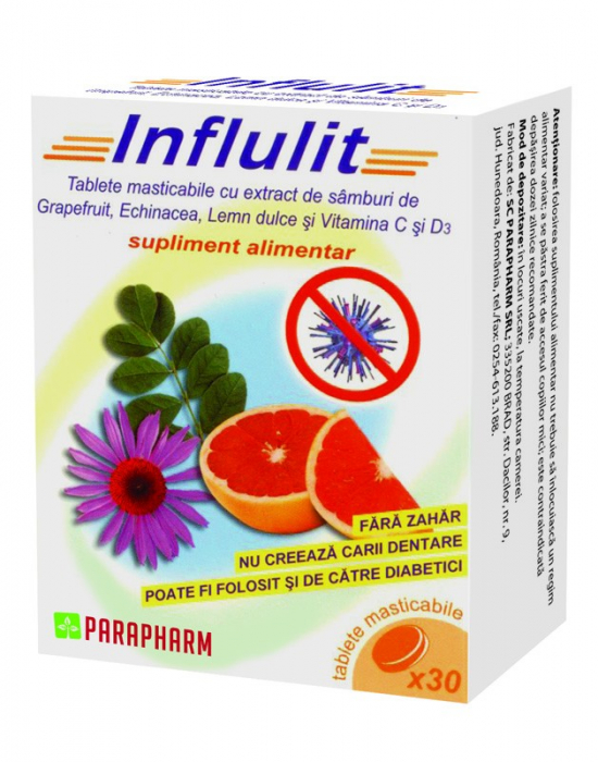 INFLULIT 30 CPS [0]