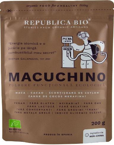 MACUCHINO PULBERE FUNCTIONALA 200 G [0]