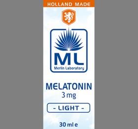 MELATONIM 3 MG 30 ML [0]